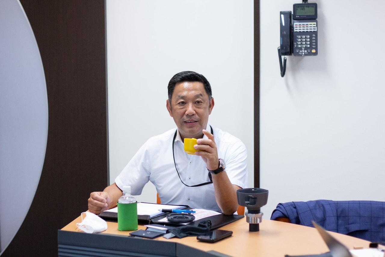 株式会社 FUKUDA 代表取締役社長 福田 喜之様