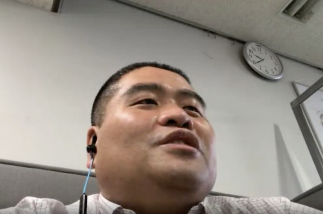 NTT西日本 安原様