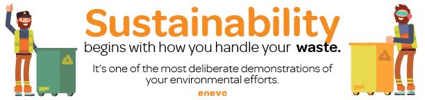 サステナビリティの起点は廃棄物管理