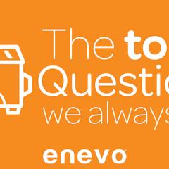 特によくあるEnevoについて5つの質問